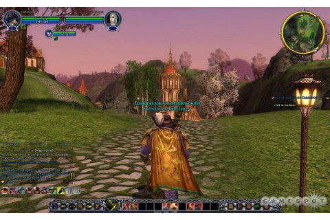 Play free The Lord of the Rings Online Online games. Lord ...