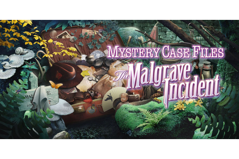 Mystery Case Files: The Malgrave Incident | Wii | Games ...