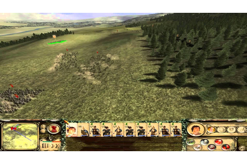 Battle of Tribola On Europa Barbarorum Total War - YouTube