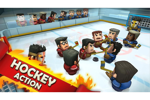 Ice Rage Hockey Free - Android Gameplay - YouTube