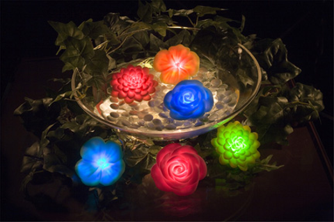 LED Light Up Flowers™ – Great American Merchandise & Events