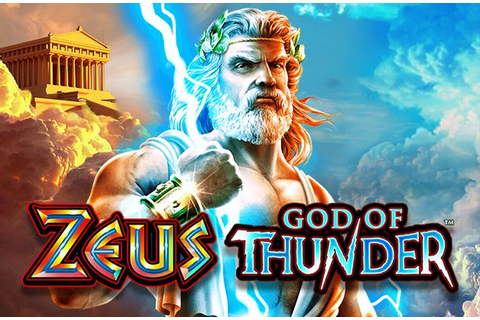 Wield The Power Of Zeus Or a Pharaoh Over These New Slot Games