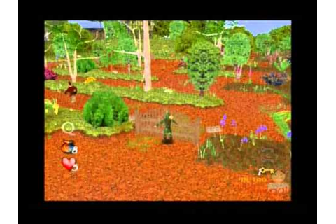 Robin Hood's Quest PS2 Full Playthrough ( Oxygen Games ...