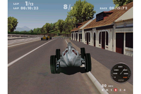 Spirit of Speed 1937 Download (1999 Simulation Game)