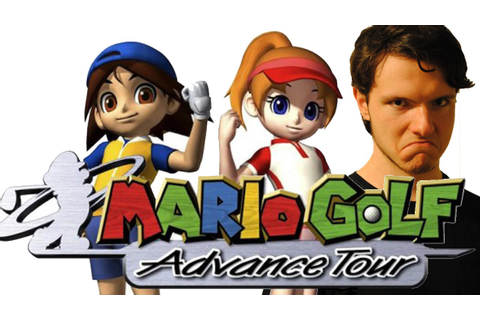 I HATE THIS GAME! - Mario Golf: Advance Tour - YouTube