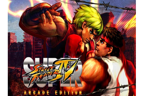 Super Street Fighter IV Arcade Edition Complete Game Free ...