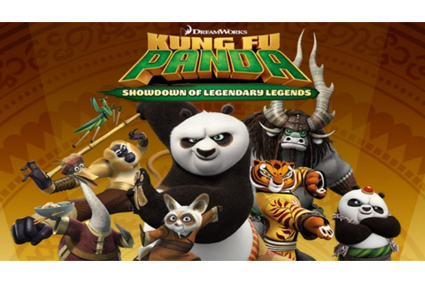 Kung Fu Panda Showdown of Legendary Legends {Nintendo 3DS ...