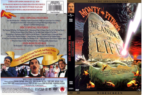 Monty Python's The Meaning of Life (1983) Special Edition ...