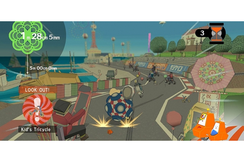 New Katamari Forever Screenshots - Gematsu