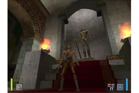 Heretic 2 Download (1998 Action adventure Game)
