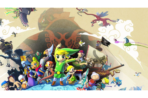 The Legend of Zelda: The Wind Waker HD review: sail away ...