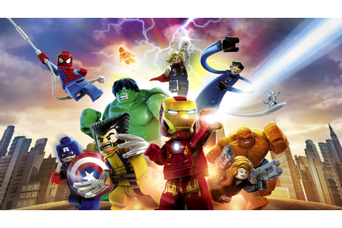 Game: Lego Marvel Super Heroes | Cheias de Estilo