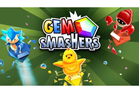 Gem Smashers coming to Switch next week - Nintendo Everything