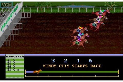 Arlington Horse Racing for MAME - The Video Games Museum