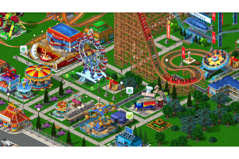 RollerCoaster Tycoon Game Facts | Mental Floss