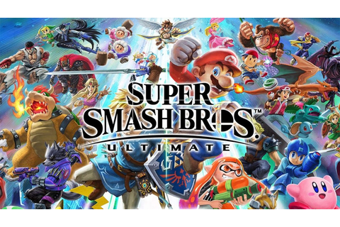 Toast Rack – Nintendo Announce Super Smash Bros. Ultimate ...