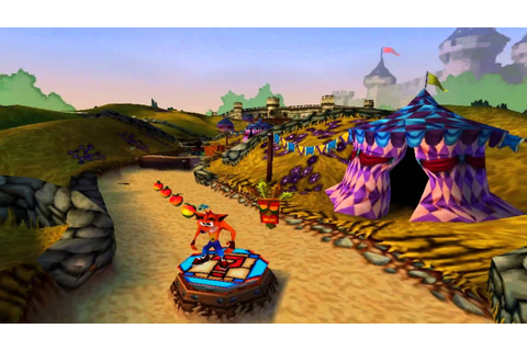 Crash Bandicoot 3 Warped (PC Emulator) Classic PS1 ...