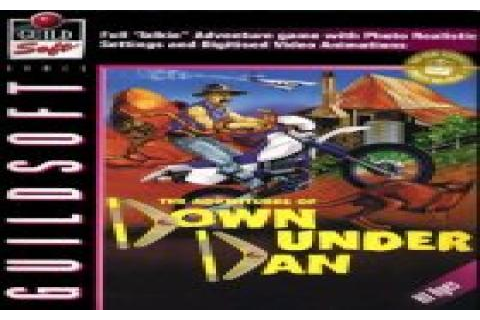 Down Under Dan download PC
