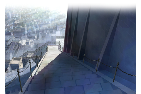 aiyoku no eustia building city game cg nobody scenic ...
