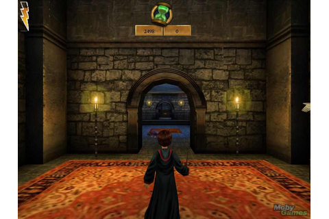 Harry Potter and the Chamber of Secrets (video game ...