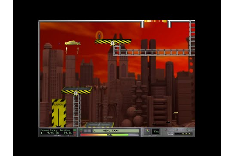 PC: Space Taxi 2 - YouTube