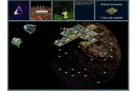 Download Ascendancy strategy for DOS (1995) - Abandonware DOS