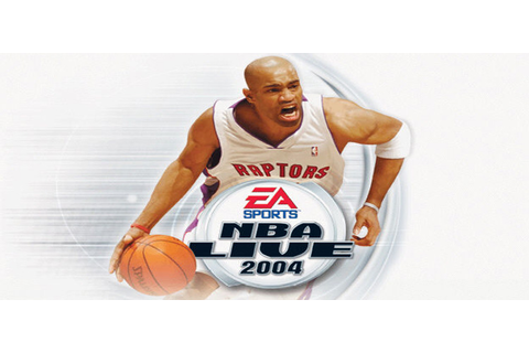 NBA Live 2004 Free Download FULL Version Cracked PC Game