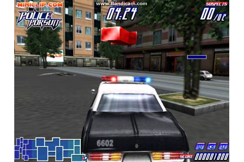 Police Pursuit Free Online Game GAMEPLAY - YouTube