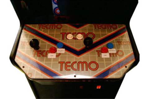 Strato Fighter - Videogame by Tecmo