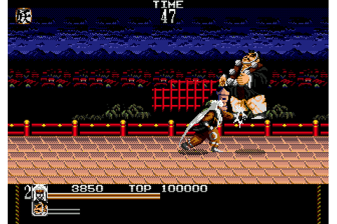 Mystical Fighter (1991) by DreamWorks Interactive Mega ...