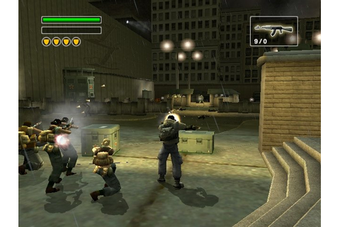 Freedom Fighters PC Cheats - GameRevolution