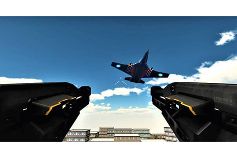 Anti Aircraft Attack: Modern Jet War Game on Round Games