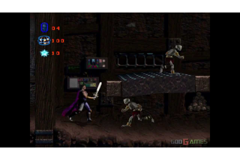 Skeleton Warriors - Gameplay PSX / PS1 / PS One / HD 720P ...