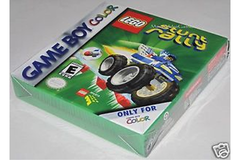 LEGO Stunt Rally (Game Boy Color) ..NEW!! h-seam ...
