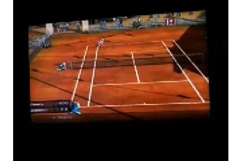 outlaw tennis xbox - YouTube