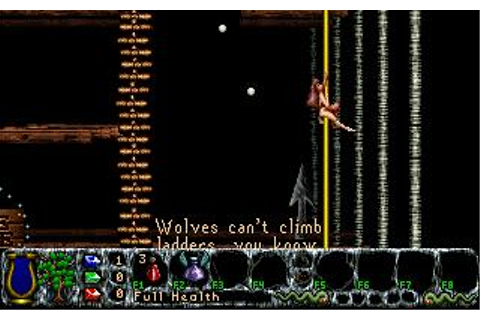 Inner Worlds Download (1996 Arcade action Game)