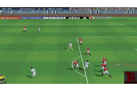 FIFA 2000 gameplay - YouTube