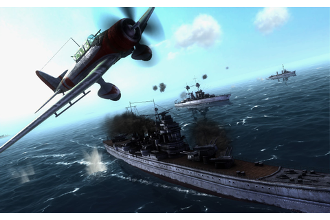 Free Download Air Conflicts Pacific Carriers | HAHA GAMES