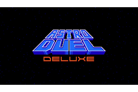 Game Review: Astro Duel Deluxe (Switch) - Infinite Frontiers
