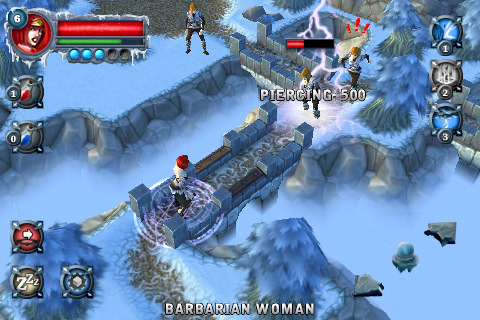 Rimelands: Hammer of Thor RPG Game Hits the AppStore