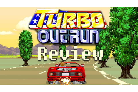 LGR - Turbo Outrun - Arcade Game Review - YouTube