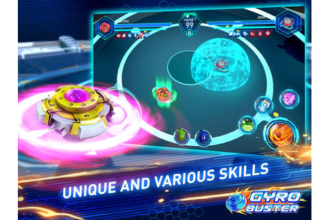 Gyro Buster for Android - APK Download