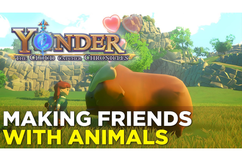 Yonder: The Cloud Catcher Chronicles — 23 Minutes of ...