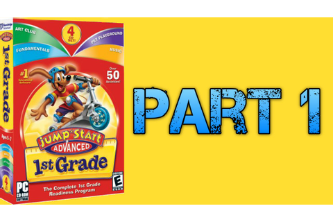 Whoa, I Remember: JumpStart Advanced 1st Grade: Part 1 ...