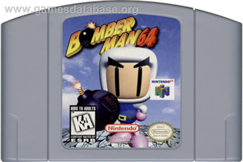 Bomberman 64 - Nintendo N64 - Games Database