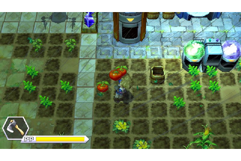 Innocent Life - A futuristic Harvest Moon (USA) ISO Download