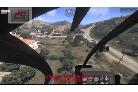 Arma 3 Air Cavalry Co-op Missions (Alpha) - YouTube