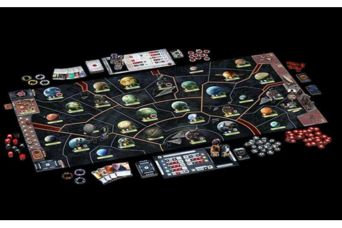 Star Wars: Rebellion Board Game Announced