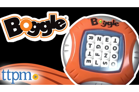 Boggle - How to Play Word Game | Hasbro Toys and Games ...
