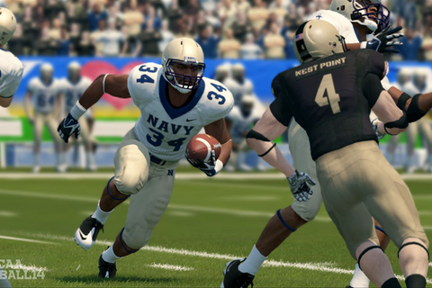 The reasons we loved EA's NCAA Football game: The brands ...